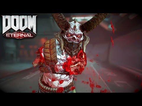 Doom Eternal - All Berserk Kills On All Demons