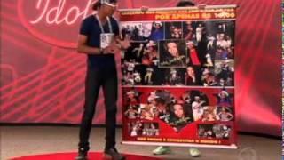 Ídolos 2011 - Mc Judson - Buque de flor ( No Brasil esta chovendo mulher ) - Rede Record