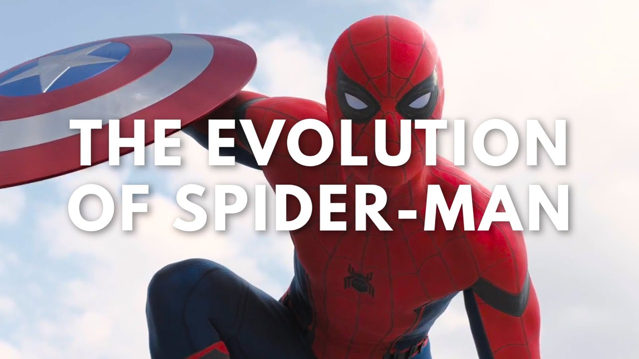 The Evolution of Spider-Man in Television & Film