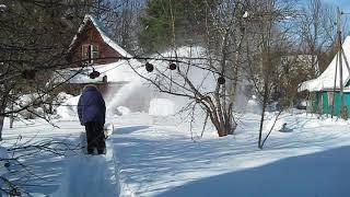 Снегоуборщик GARDEN PRO KCM24-F