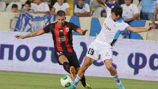 Résumé Apollon Limassol - OGC Nice