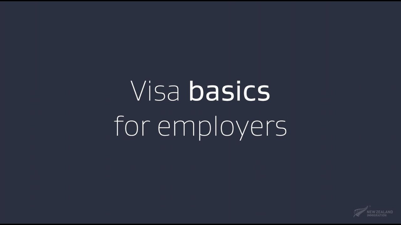 Get to know the work visa options | Immigration New Zealand