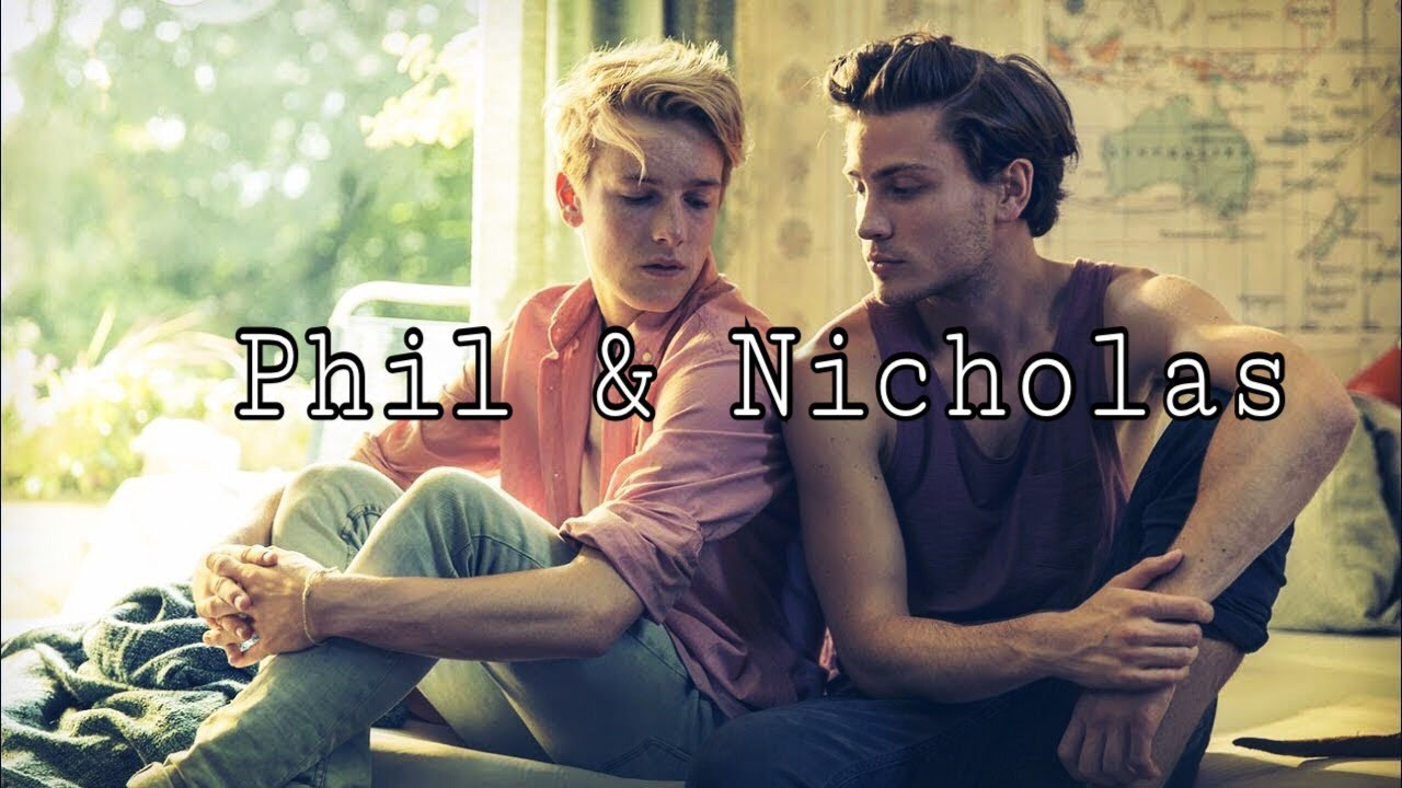 Download Phil & Nicholas || If this love is pain then let's hurt tonight