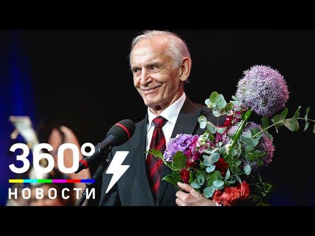 Василию Лановому исполнилось 85 лет
