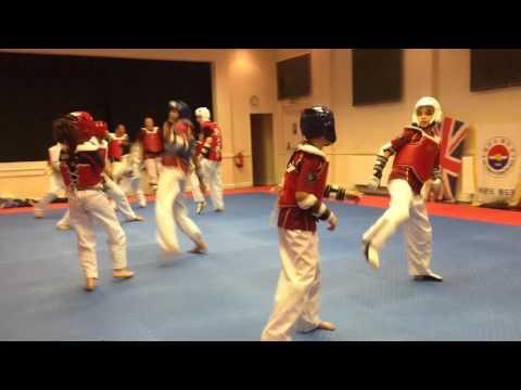 Waterside St Mary's Taekwondo | Southampton Millbrook Sparring Session