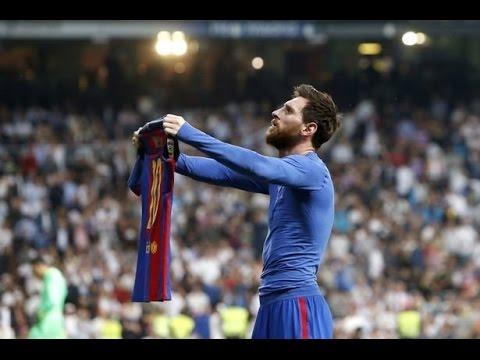 Soccer Wallpaper Messi Quotes Lionel Messi 500th Barcelona Goal Vs Real Madrid In El