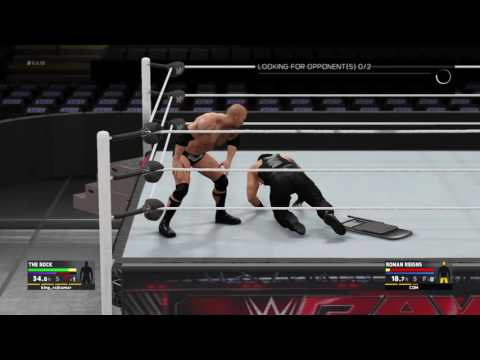 How to steal your opponent  finisher :: WWE2K17/wwe2k18   Ps4/Xbox1