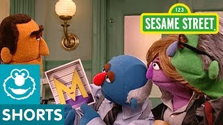 Sesame Street: The Missing M (Law & Order Parody)