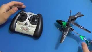 Обзор хорошего бюджетного вертолета - Syma S107E