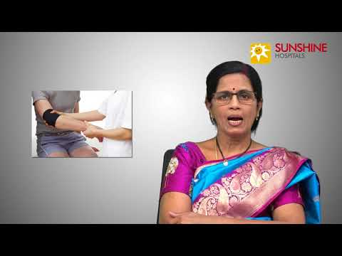 Watch Dr. T. Chiranjeevi, Consultant Orthopaedic Surgeon, talk about Elbow joint Problems