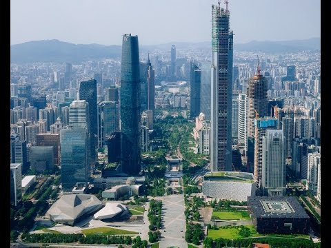 12. Guangzhou --Top City Skylines--
