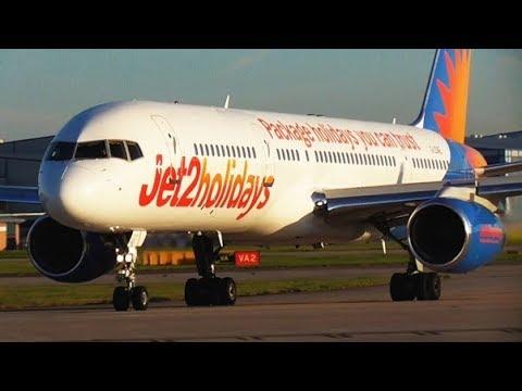 Jet2 | Boeing 757-200 series | Compilation