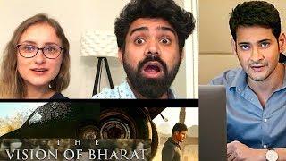 Bharat Ane Nenu  The Vision of Bharat  Teaser Reaction