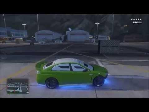 GTA V Fun With Friends (Flare Gun Fight/ 5 Star Fun)