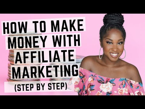 How to make money with AFFILIATE MARKETING for beginners 2021