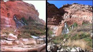 North Rim Grand Canyon Hike near Vasey