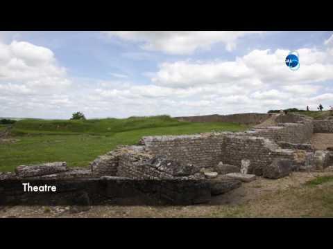 Alesia, Gallo Roman city
