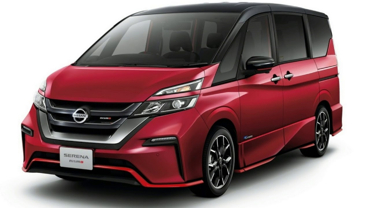Nissan Z Red >> 2018 New Nissan Serena NISMO Arrives On Japan's Roads - YouTube