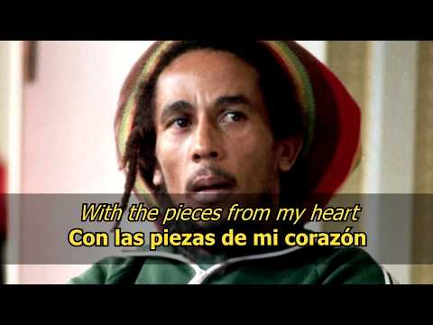 There she goes - Bob Marley (LYRICS/LETRA) mp3