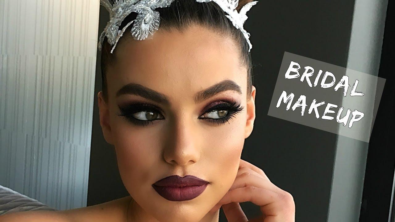 BRIDAL MAKEUP TUTORIAL | WEDDING MAKEUP - YouTube