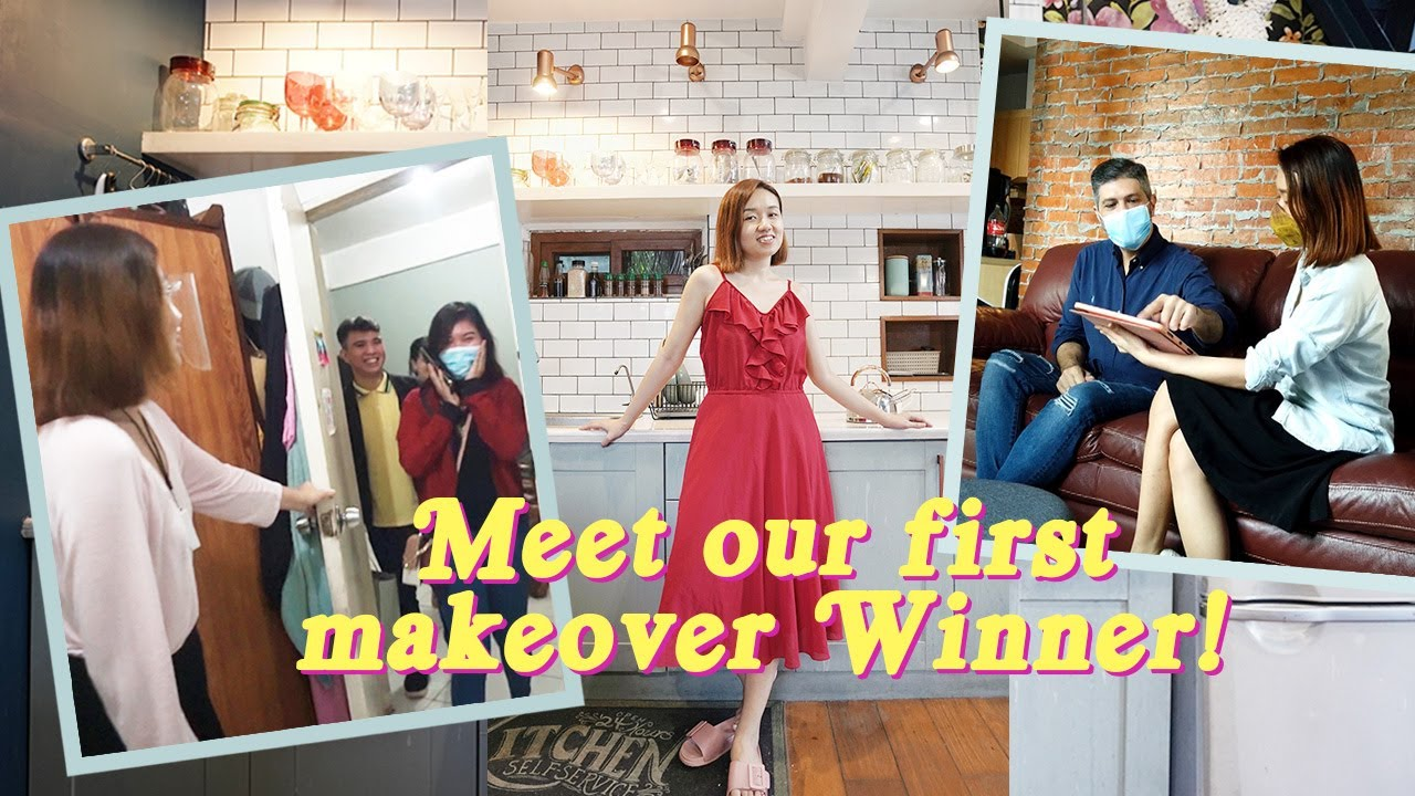 Meeting James Deakin +  Makeover Winner Surprise!! + Model for a Day // BUHAY DECORATOR by Elle Uy