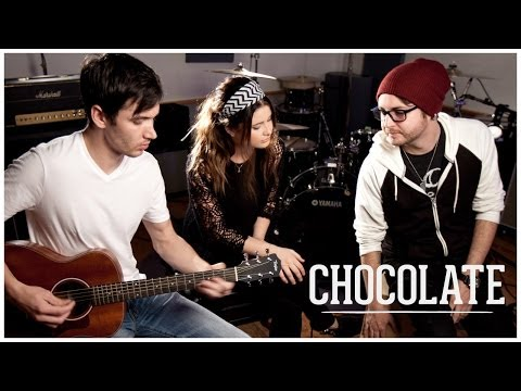 Chocolate - The 1975 (Savannah Outen Acoustic Cover) (ft. Jake Coco & Corey Gray)