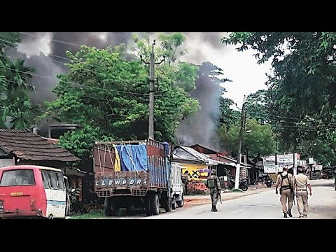 PEOPLE DEMAND MORE SECURITY AFTER BODO MILITANTS STRIKE IN ASSAM