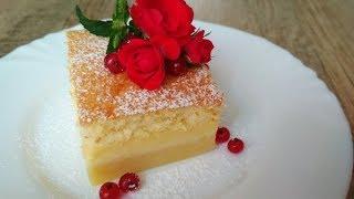 Умное Пирожное/Волшебное Пирожное. Smart Cake / Magic Cake