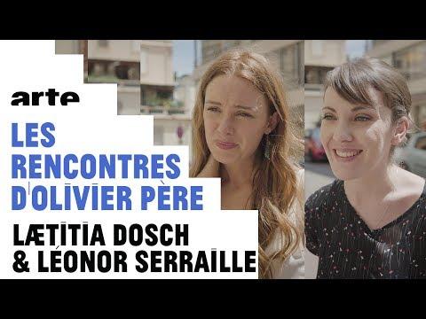 """Lætitia Dosch et Léonor Serraille pour """"Jeune Femme"""" — Cannes 2017 — ARTE Cinéma"""