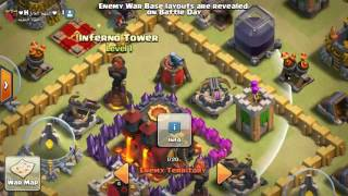 Clash of Clans | RuDrA TrIdEnT WaR Num 215 is SearcHed