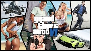 GTA 6 - Grand Theft Auto VI- Official Gameplay Video E3 2017 Preview Trailer Official PC-PS4-XONE