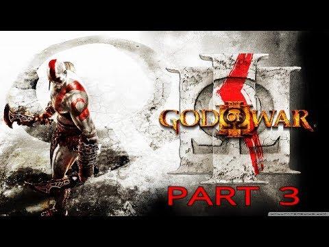 GOD OF WAR 3: Remastered Gameplay Walkthrough Part 3 Playthrough