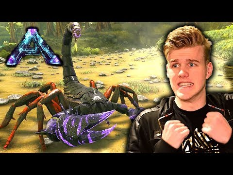 WE HAVE A SCORPION! ARK ABERRATION #2