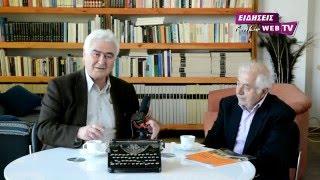 Ο Αν. Αμανατίδης για το Πάσχα και τη διπλωματία των Αγγλων-Eidisis.gr webTV