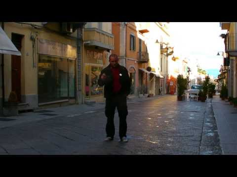 Sardynia, miasto Olbia po cyklonie
