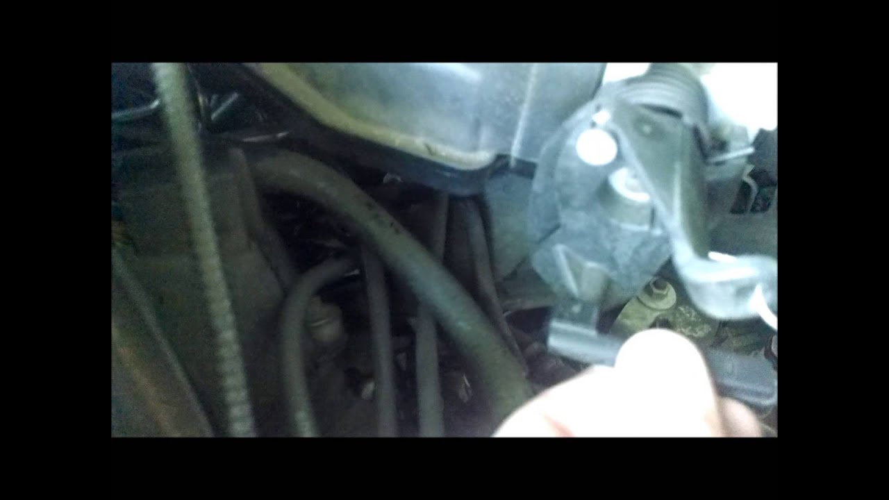 2006 Ford Taurus Stuck Accelerator Cruise Control Cable