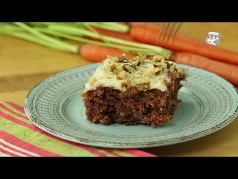 The Best Carrot Cake Recipe Ever   Just A Pinch