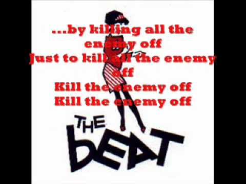 The Beat- Two swords- Lyrics