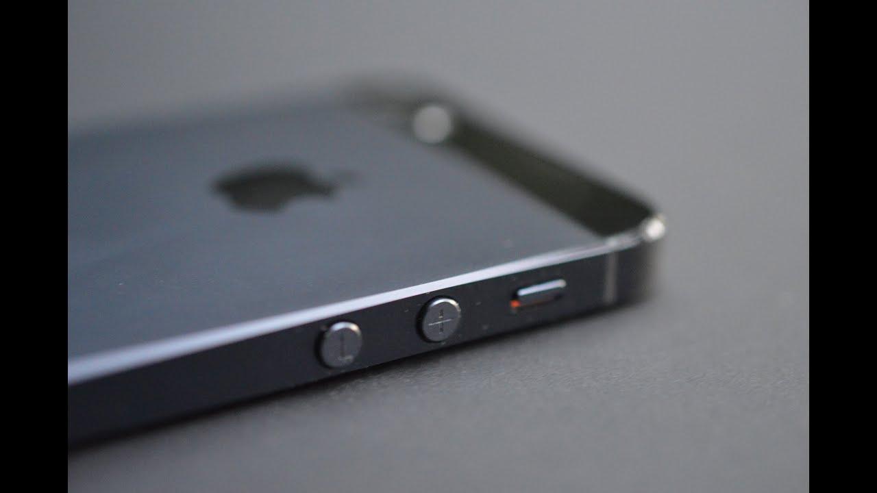 IPhone 5 Unboxing Black Slate Verizon 32GB