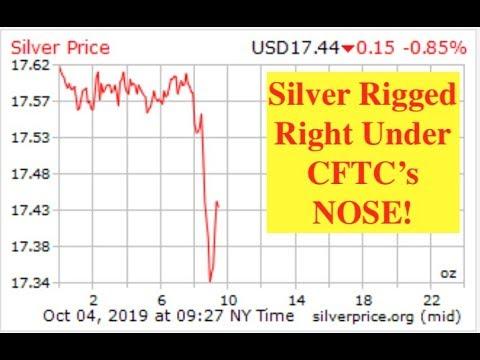 Silver/Gold Slammed by