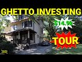 Investing in the Ghetto - What Buying Rental Property in the Ghetto is REALLY LIKE; 11815 Phillips