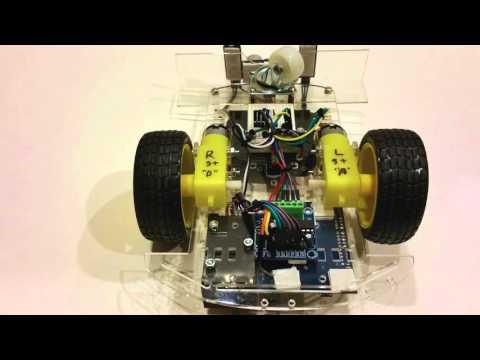Beginner Robotics - Obstacle Avoidance & Line Following