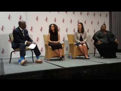 Black Enterprise Women Of Power Summit 2017 (Influencer Panel Feat. Jai Stone)