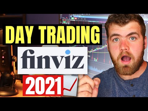 How to Find Stocks to Trade 2021 (FINVIZ for Day Trading)