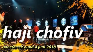 cek sound haji chofiv juni 2018