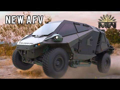 Mantis (Patrol Vehicle) ⚔️ Israeli Tactical AFV [Review]