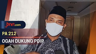 PA 212 Ogah Dukung PDIP di Pilpres 2024