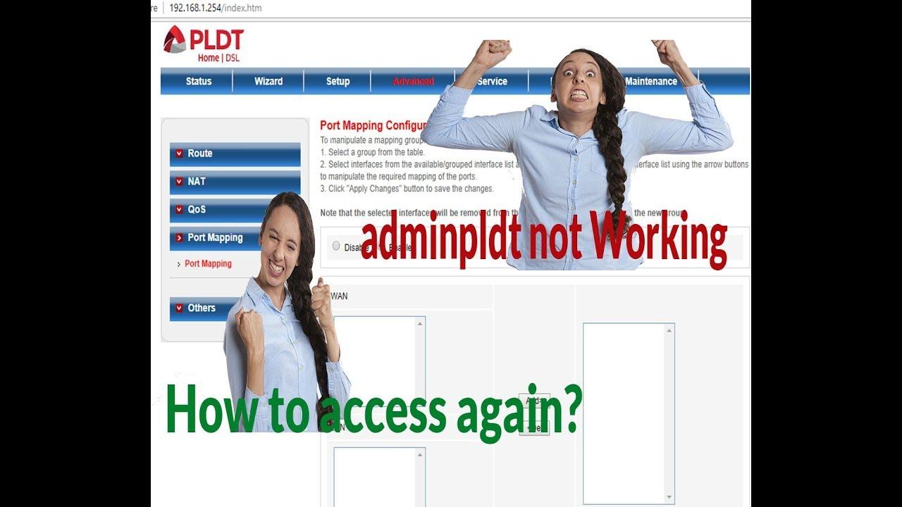 Adminpldt not working on home DSL | SOLVED! - Techchore