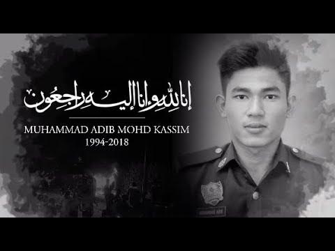 [LIVE] Lokasi Allahyarham Muhammad Adib akan dikebumikan