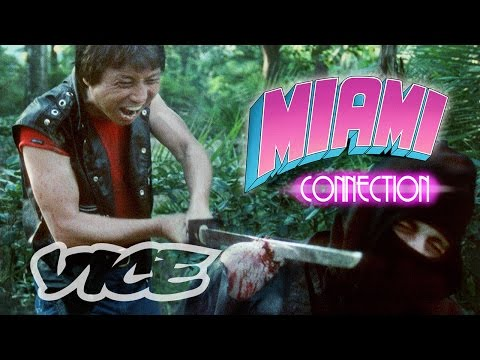 TaeKwonDo Rockers vs. Cocaine-Dealing Ninjas: The True Story of 'Miami Connection'